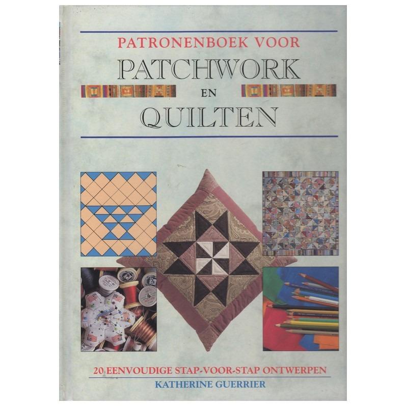 Patronenboek Patchwork en quilten