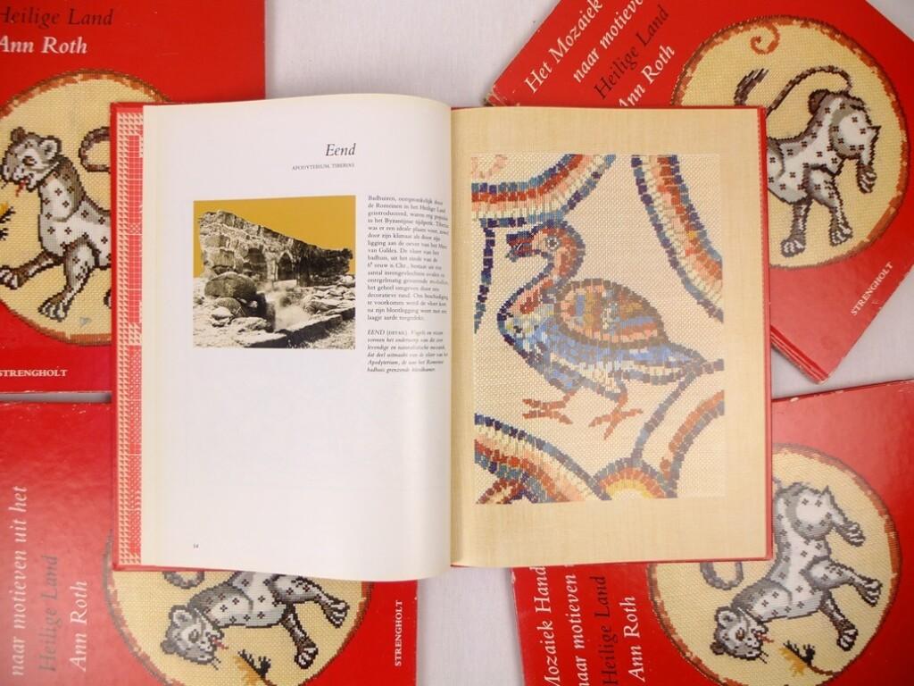 Het Mozaiek Handwerkboek naar motieven uit het Heilige Land