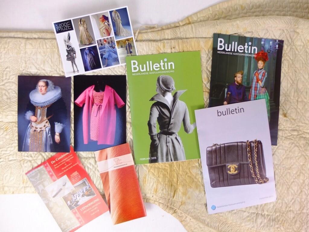 Informatie van Nederlandse Kostuumvereniging