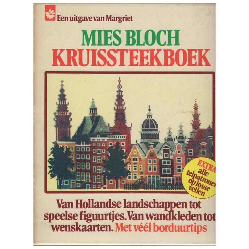 Margriet Kruissteekboek Mies Bloch