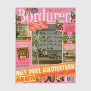 Tijdschrift Borduren Margriet 1994