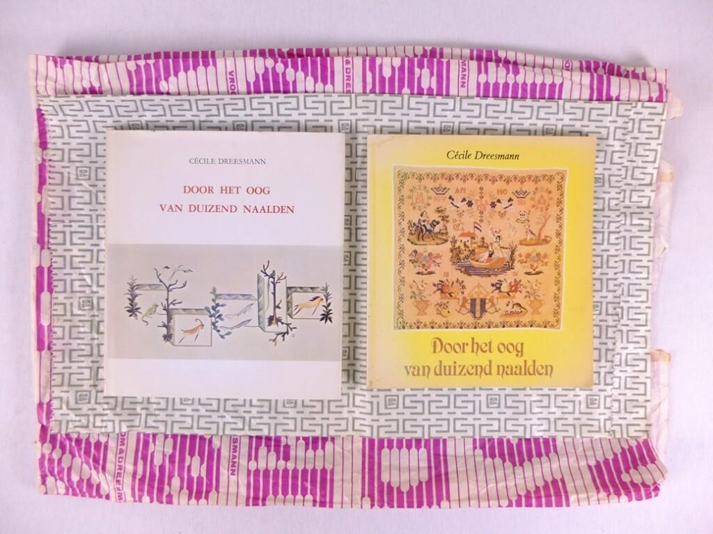 Twee boeken Door het oog van duizend naalden