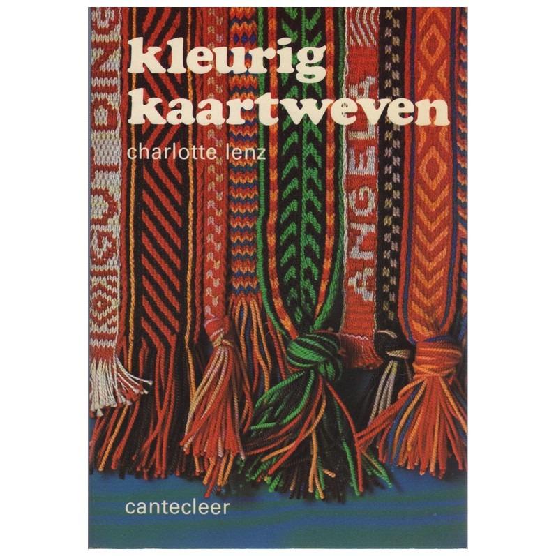 Boek Kleurig kaartweven