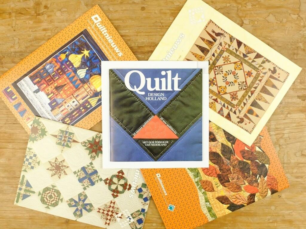 Boekje Quilt Design Holland