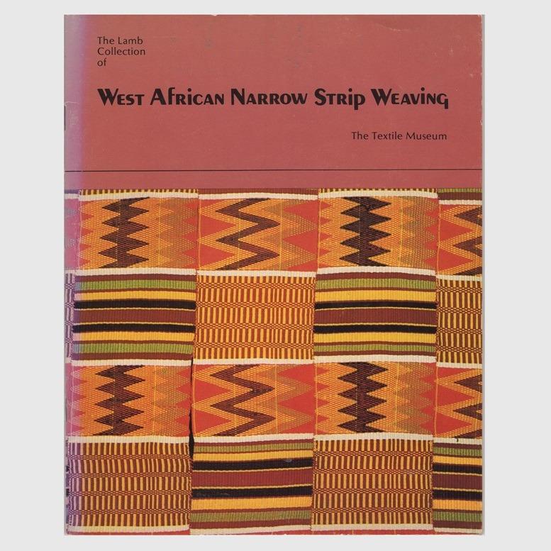Boek West African Narrow Strip Weaving