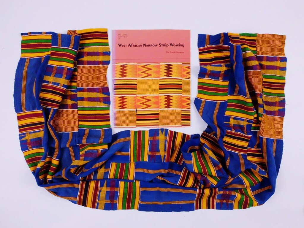Boek West African Narrow Strip Weaving
