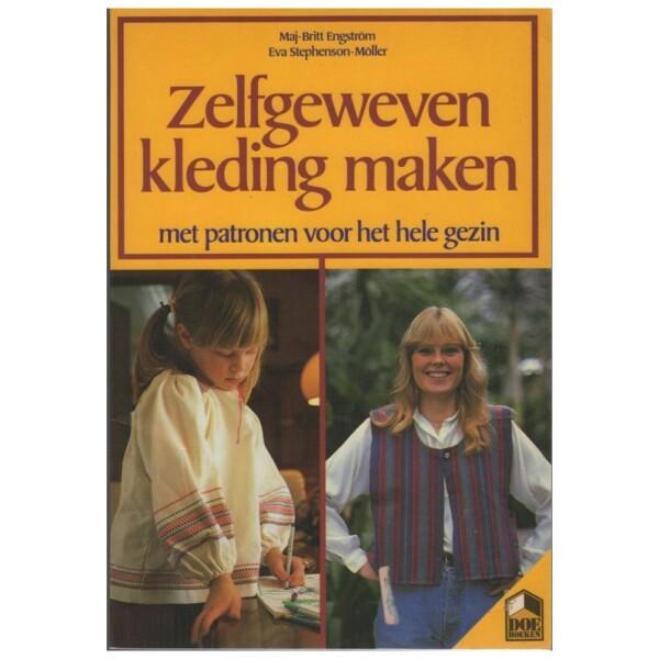 Boek Zelfgeweven kleding maken