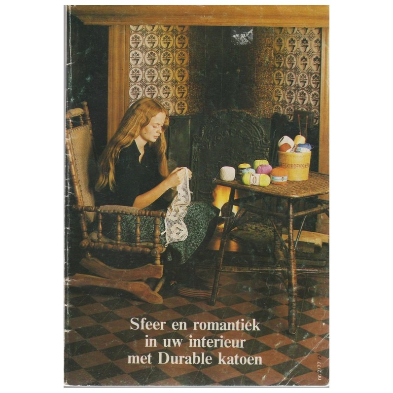 Durable boekje Sfeer en romantiek