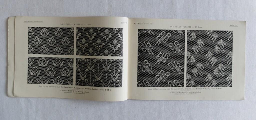 Pagina uit boekje die Tullstickerei(1)