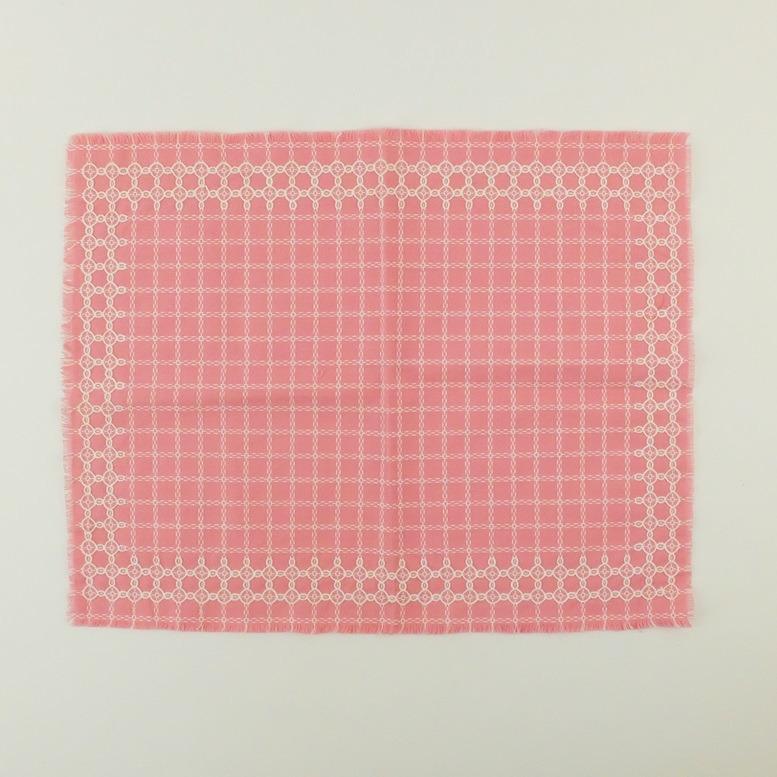 Roze kleedje Beiers Bont