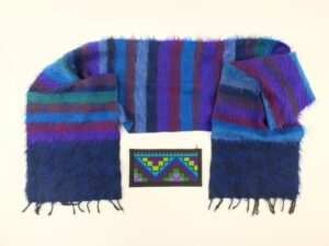Sjaal uit Nepal