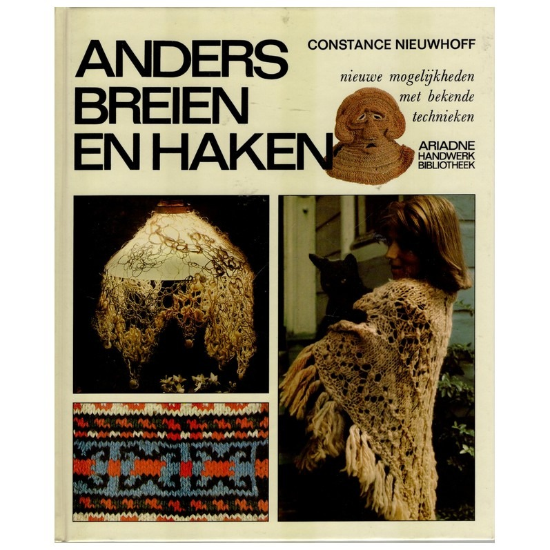 Boek Anders Breien En Haken
