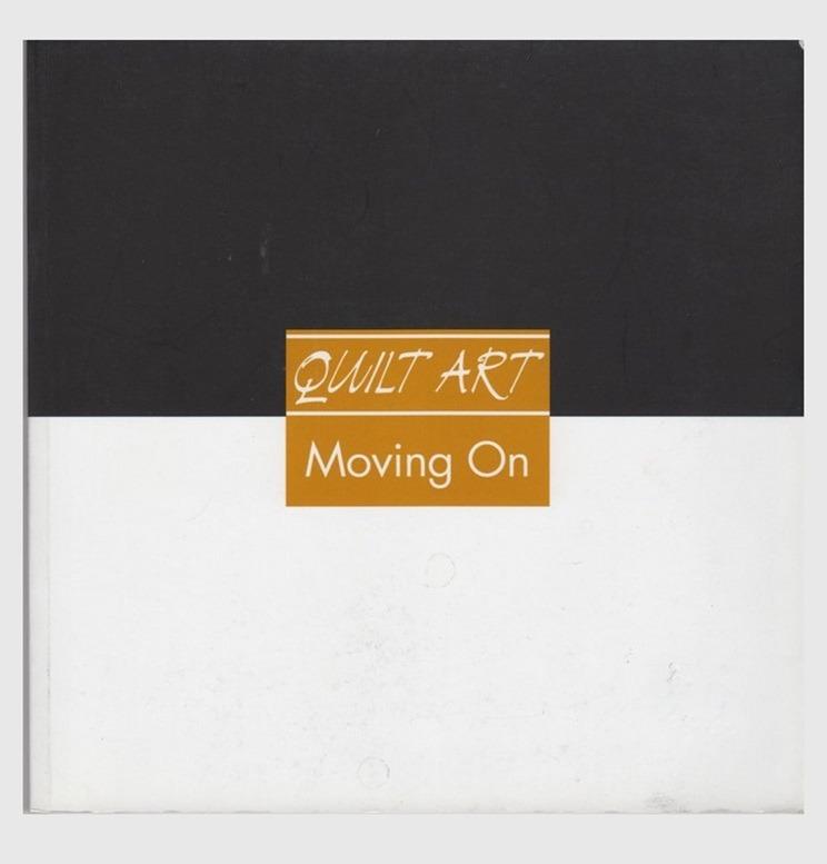 Boek Quilt Art Moving On