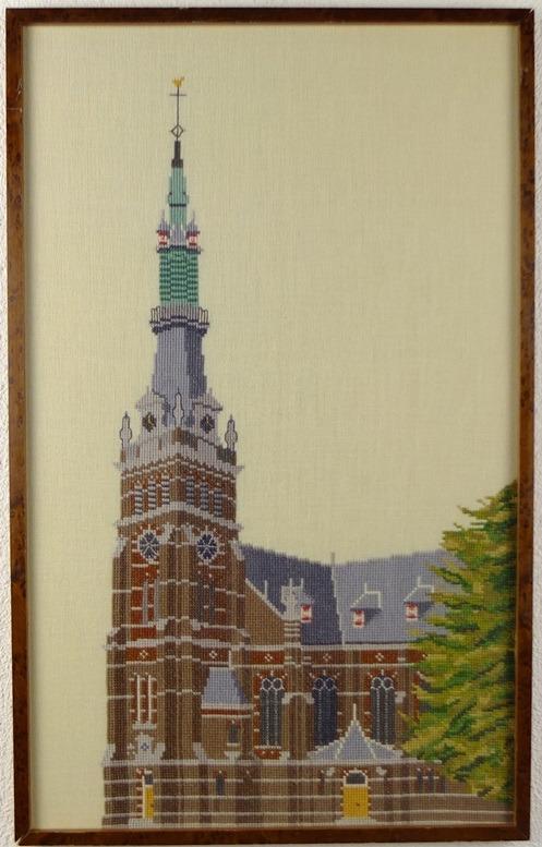 Borduurwerk Grote Kerk Apeldoorn