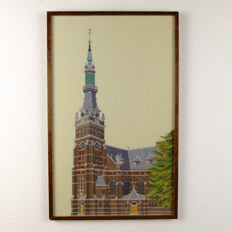 Borduurwerk Grote Kerk Apeldoorn (2)