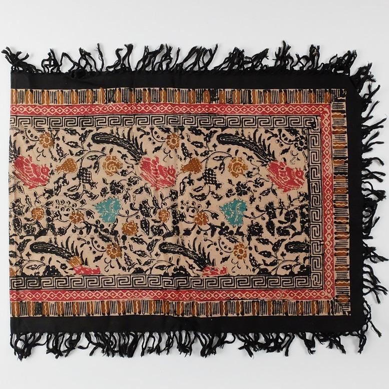 Doek van Batik