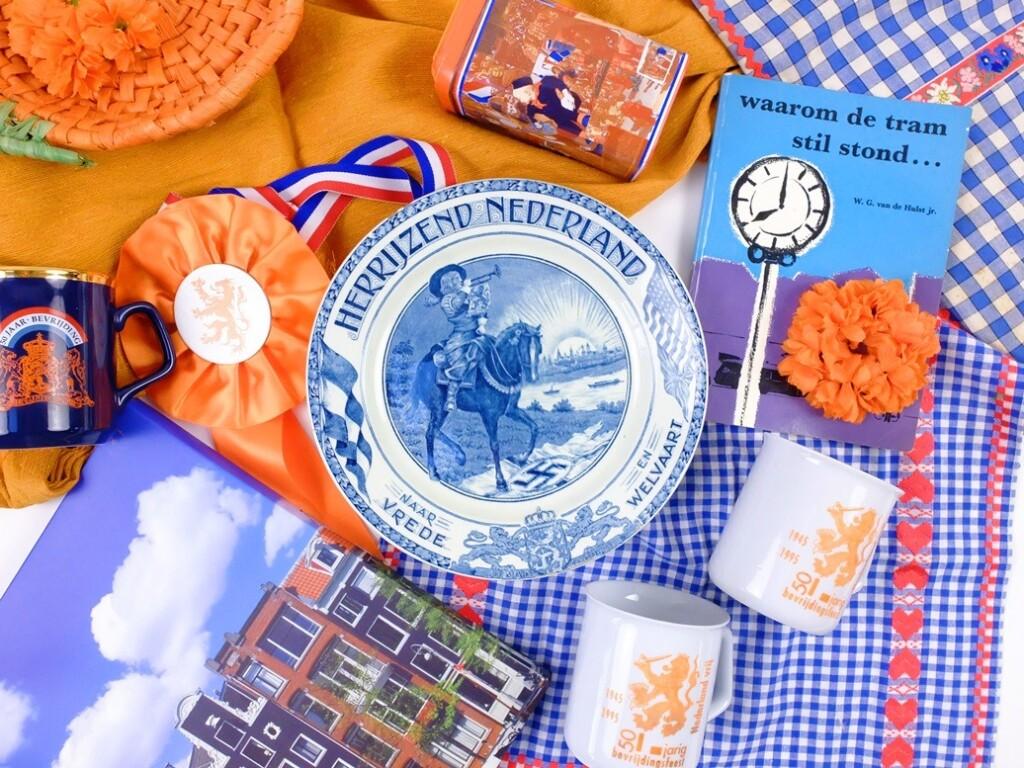 Herdenkingsbord Herrijzend Nederland