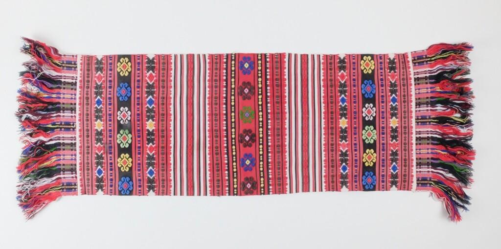Kleedje uit Balkan