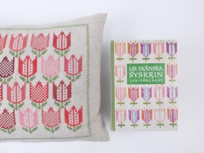 Tulpenkussen en Zweeds boekje