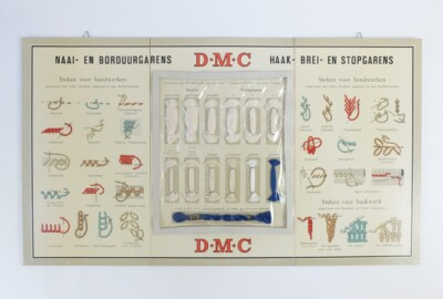 DMC Winkel Display