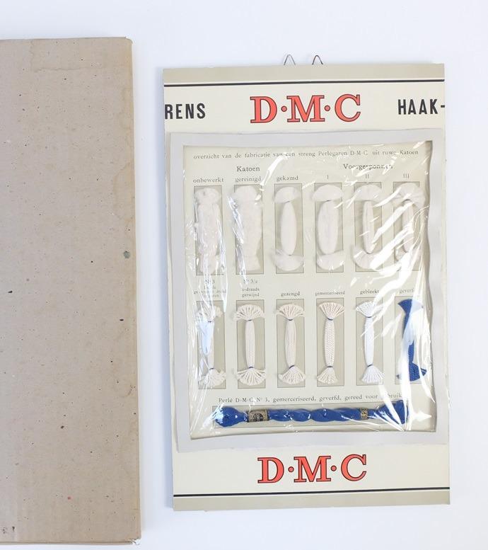 DMC Winkel Display voor Perlé garen