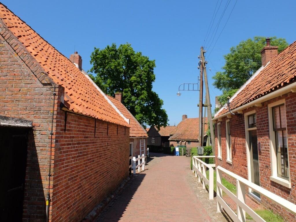 Straatje in Zuiderzeemuseum