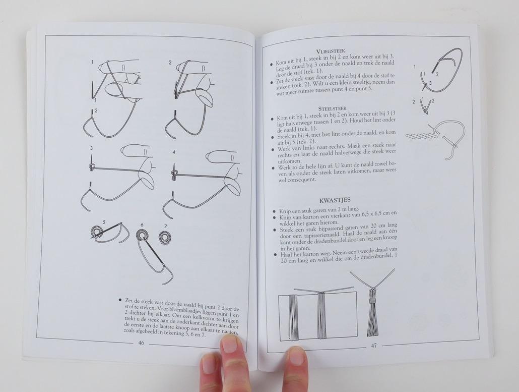 Boek: Hardanger Borduren