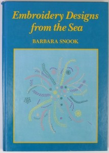 Boek Embroidery Designs from the sea