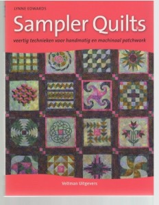 Boek Sampler Quilts