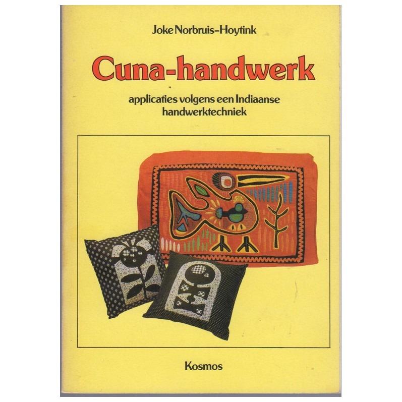 Boekje Cuna handwerk