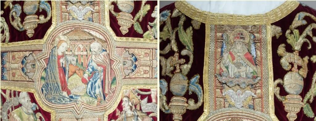 Details kazuifel van Maximilliaan