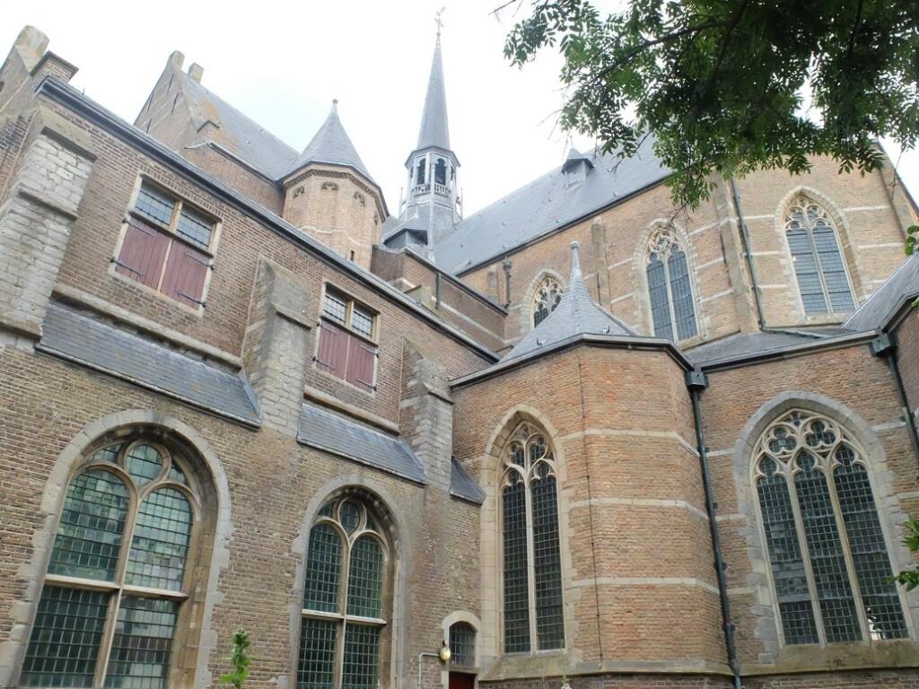 Kerk in Brouwershaven