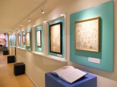 Merklappen uit collectie Berthi Smith tentoongesteld in Goes