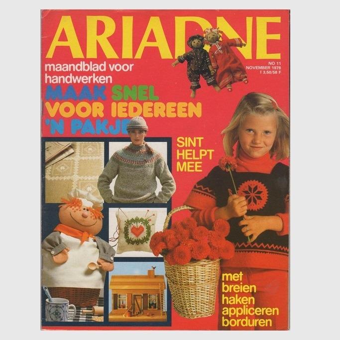 Ariadne november 1978