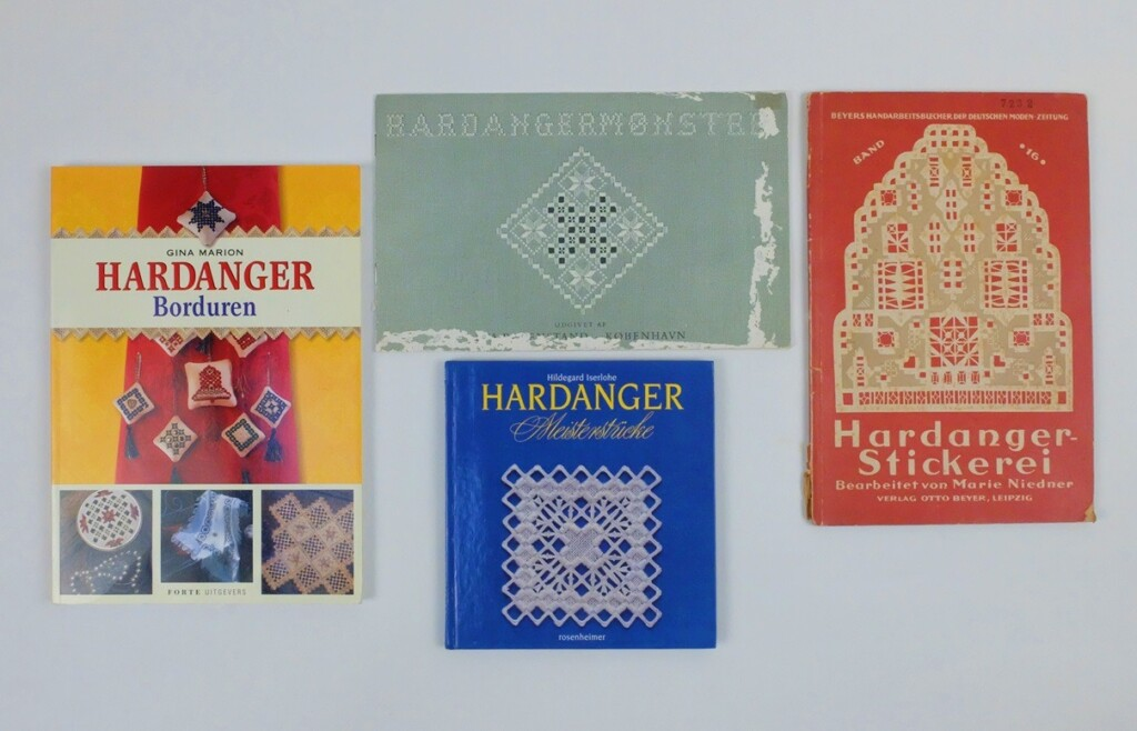 Vier boeken Hardanger