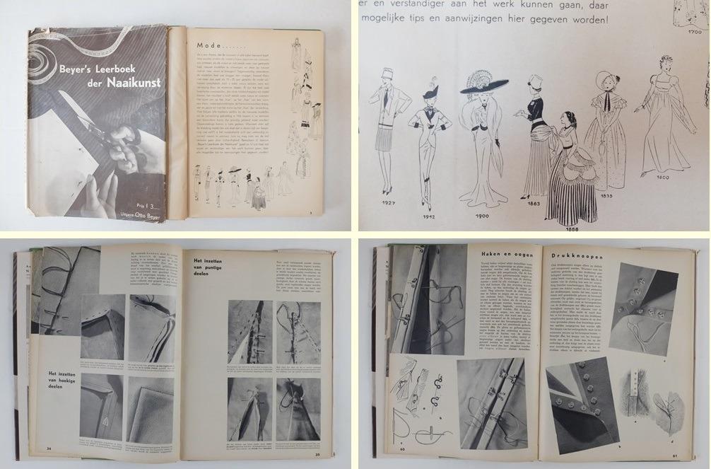 Beyers leerboek der naaikunst