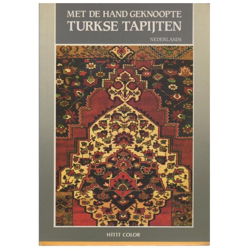 Boek Met de hand geknoopte Turkse tapijten