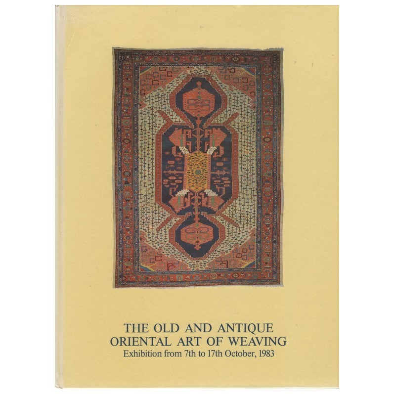 Boek The Old and Antique Oriental Art of Weaving