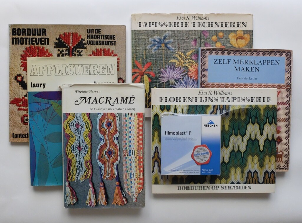 Oude Handwerkboeken