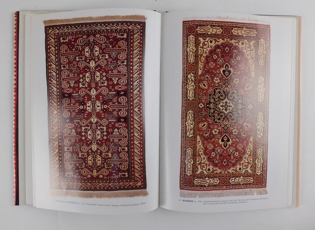 Pagina uit Oriental Rugs A Buyers Guide