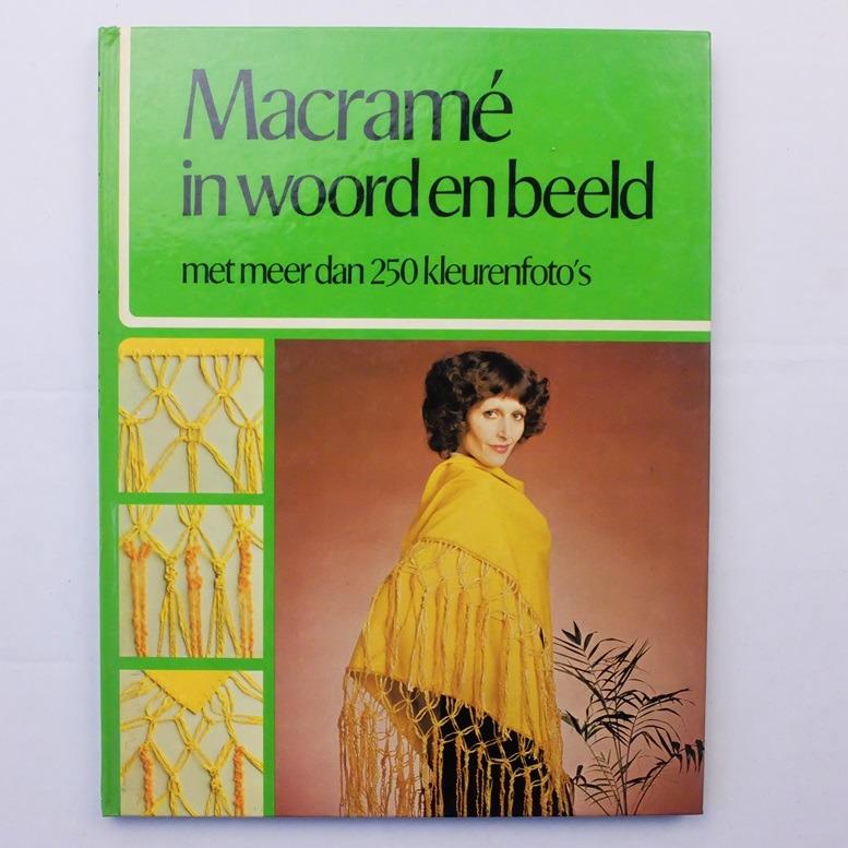 Boek Macramé in woord en beeld