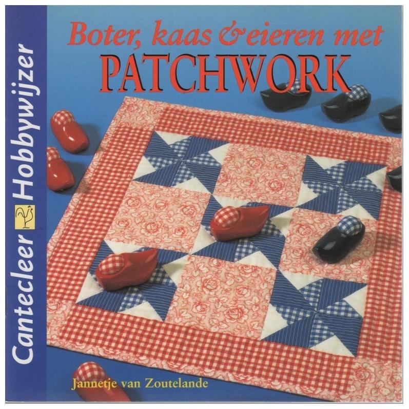 Boekje Boter kaas eieren met patchwork