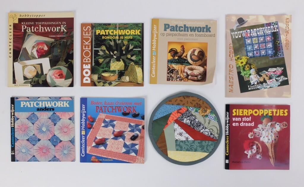 Kleine boekjes Patchwork