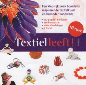 Folder boek textiel leeft