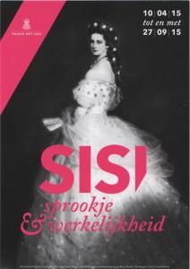 Folder tentoonstelling Sissi