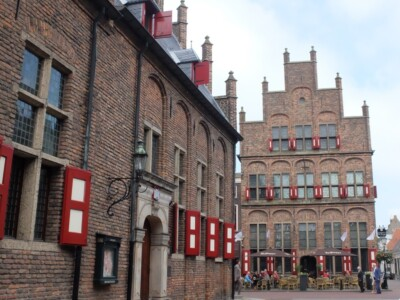 Historische binnenstad Doesburg