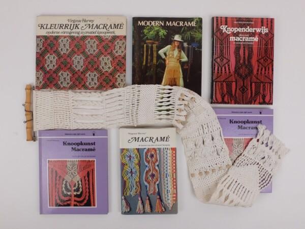 Macrame boeken