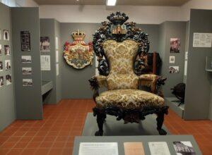 Stoel van meubelmaker Doesburg