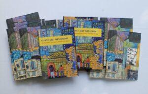 Tentoonstellingsboekjes Saskia Weishut-Snapper