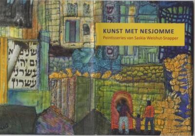 Tentoonstellingsbrochure Saskia Weishut-Snapper